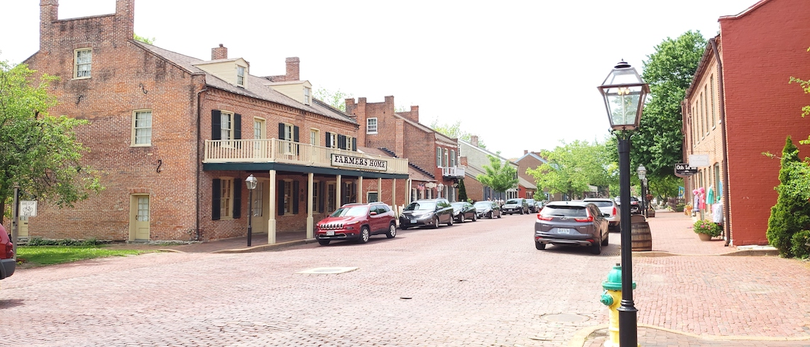 Historic Main Street St. Charles