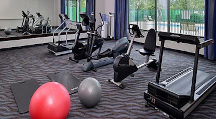 Elimwood Hotel Fitness Center